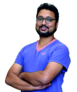 Dr Debashish Chanda Joint Replacement Surgeon in India