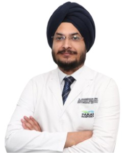 Dr Jagandeep Singh Virk Bone Cancer Surgeon in India